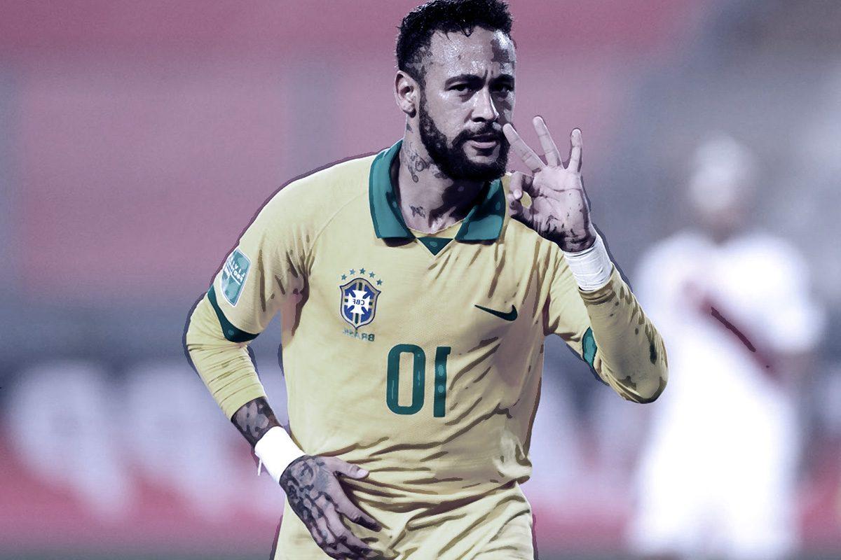 Neymar-Brazil