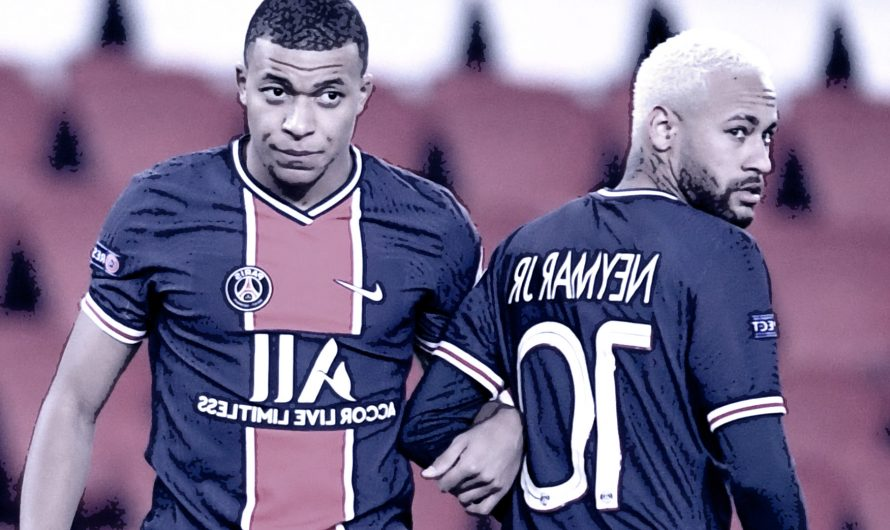 Mbappe will stay at PSG next season. It is a condition of Neymar's contract